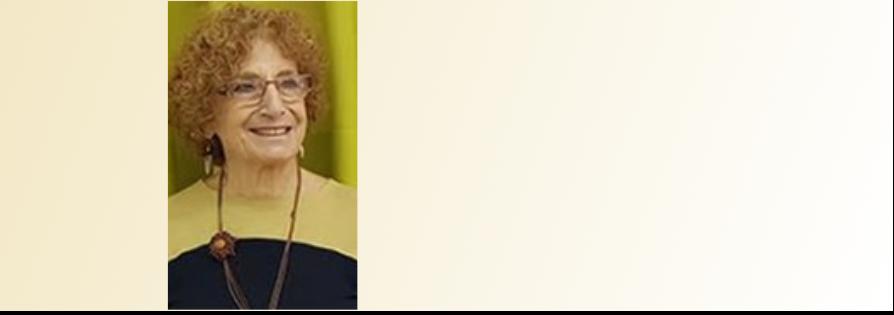 Incontro con la prof. Myrtha Hebe Chokler (Argentina)