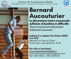 Seminario Online con Bernard Aucouturier