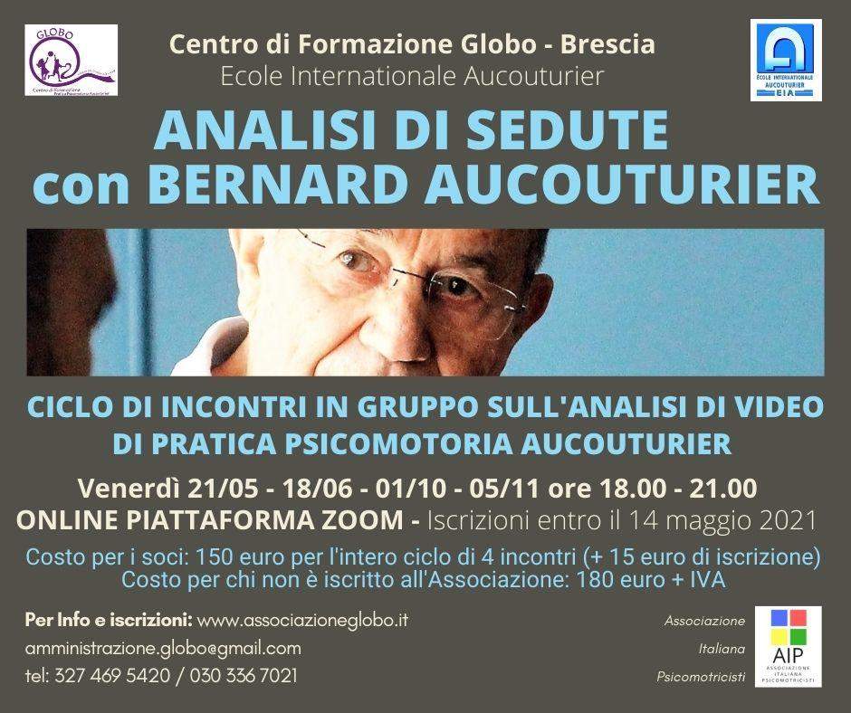Read more about the article Analisi di sedute con Bernard Aucouturier