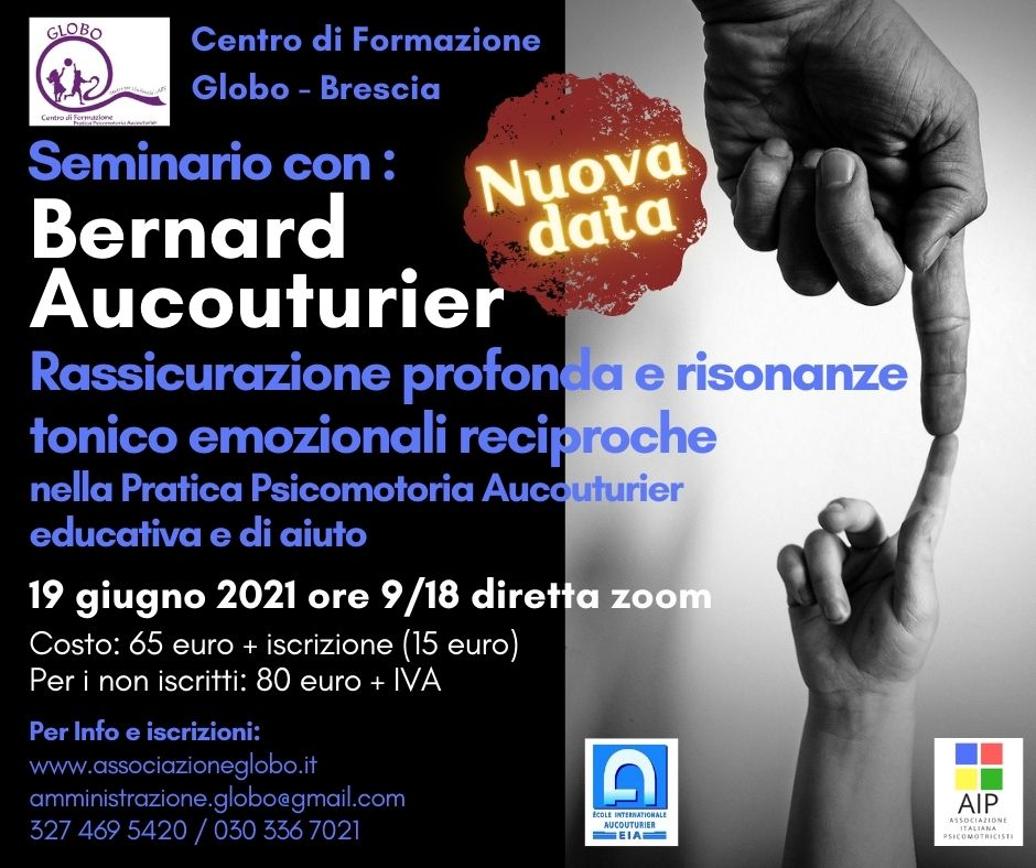 Read more about the article Seminario Bernard Aucouturier