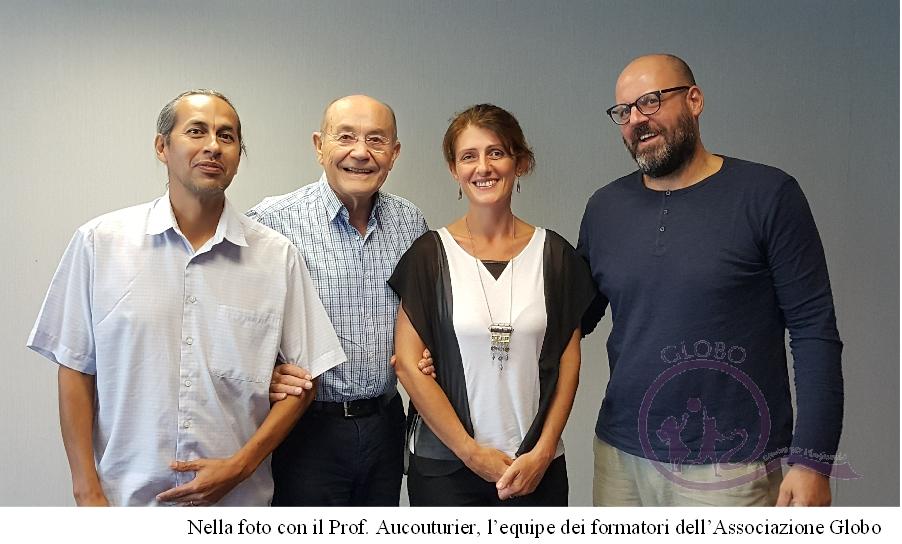Equipe dei Formatori del Centro Globo